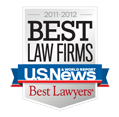 2011-2012 | BEST LAW FIRMS | US NEWS | WORLD REPORT | BEST LAWYERS